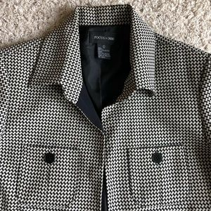Focus 2000 | Boxy Blazer/Jacket